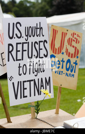 Opposition to United States involvement in the Vietnam War