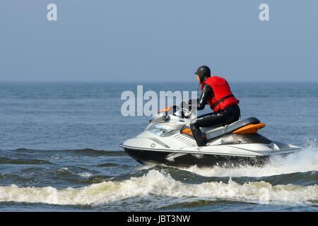 Costa brava jet ski