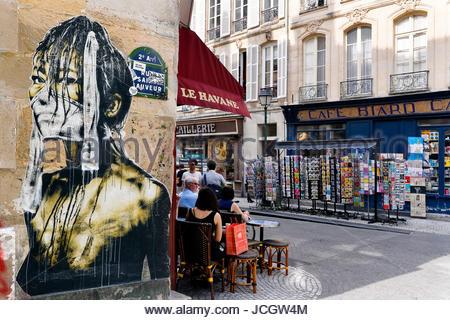 Caf Ef Bf Bd Montorgueil  Rue Montorgueil