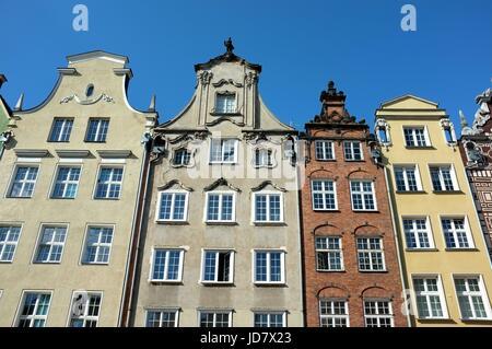 Gdansk Poland. Traditional Baltic coast amber jewellery on ...