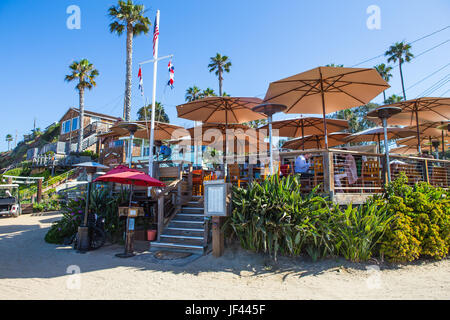 Beachcomber Newport Beach Menu