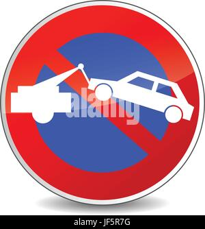 park traffic - Stock Photo