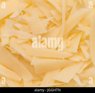 grated cheese background - Stock Photo