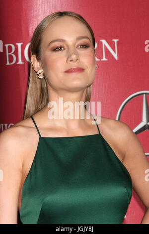 Palm Springs, CA, USA. 2nd Jan, 2016. PALM SPRINGS - JAN 2: Brie Larson at the 27th Palm Springs International Film - Stock Photo