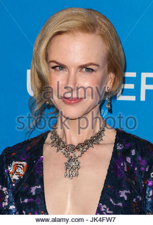 Nicole Kidman. BEVERLY HILLS, LOS ANGELES, CA, USA - JANUARY 12: Actress Nicole Kidman arrives at the 6th Biennial - Stock Photo