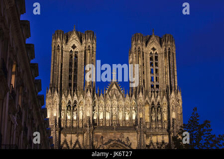 France marne reims notre dame de reims cathedral for Champagne marne