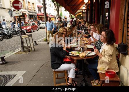 Open air cafe restaurant le petit mazet port camargue - Restaurant butte aux cailles ...