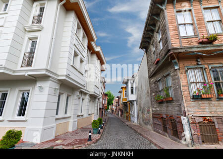 street in the old historical neighborhood of plaka athens greece stock photo royalty free. Black Bedroom Furniture Sets. Home Design Ideas