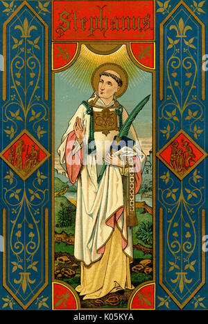 saint stephen christian personals As stated earlier, the bible tells us that sometime around the year 35 ce, stephen became the first martyr of the christian faith not only did he proclaim that jesus was god, he went a step .