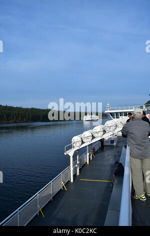 Ferry Fare From Vancouver To Victoria Island