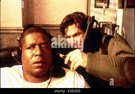 BLOWN AWAY FOREST WHITAKER, JEFF BRIDGES     Date: 1994 - Stock Photo