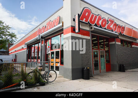 Industry cars stock photo royalty free image 8634745 alamy for Honda service center bronx