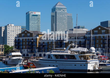 Property Near Canary Wharf