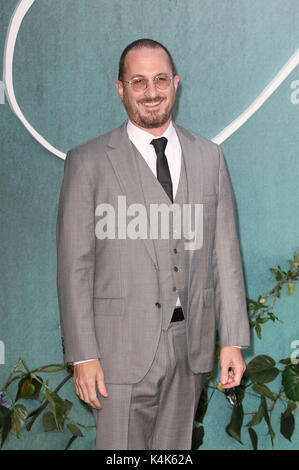 London, UK. 06th Sep, 2017. Darren Aronofsky, Mother! - UK Film Premiere, Leicester Square, London UK, 06 September - Stock Photo