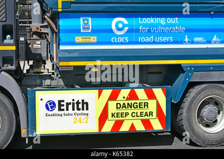 Many Safety And Warning Signs On Wire Fencing On A