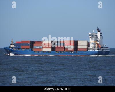 Astrosprinter (ship, 2007) IMO 9349215 Maasmond, Port of Rotterdam photo 1 - Stock Photo