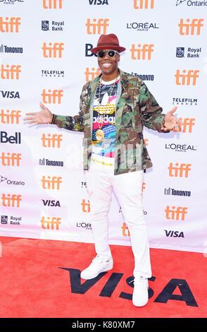 Toronto, Ontario, USA. 9th Sep, 2017. 09 September 2017 - Toronto, Ontario Canada - Kardinal Offishall. 2017 Toronto - Stock Photo