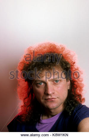 Foreigner American Band Stock Photo Royalty Free Image