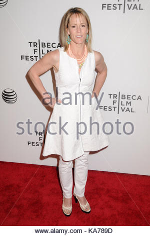 Mary Stuart Masterson. Cast arrives for the World Premiere of their new film 'NOW: In the Wings on a World Stage' - Stock Photo