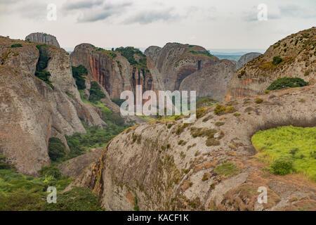 Pungo Andongo - Stock Photo