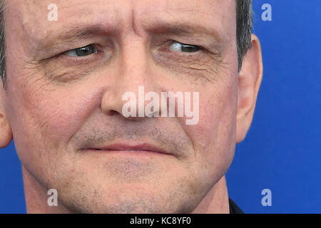 Director David Batty attends the photocall for My Generation during the 74th Venice Film Festival in Venice, Italy. - Stock Photo