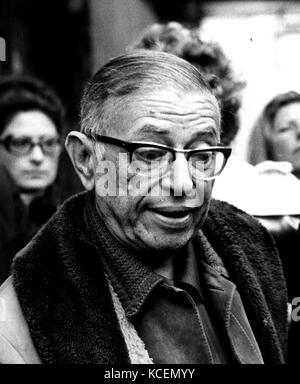 the jean paul satre biography a leader in french existentialism Jean-paul sartre existentialism and humanism (london: methuen 1973) annie cohen-solal sartre: a life (london: heinemann 1988) is a fascinating biography jean-paul sartre being and nothingness (london: routledge 1969) is the classic existentialist text.