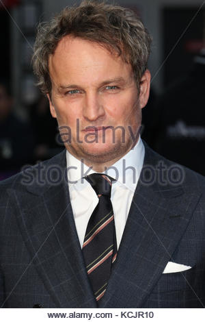 London, UK. 5th Oct, 2017. Jason Clarke attends the Royal Bank of Canada Gala & European Premiere of 'Mudbound' - Stock Photo