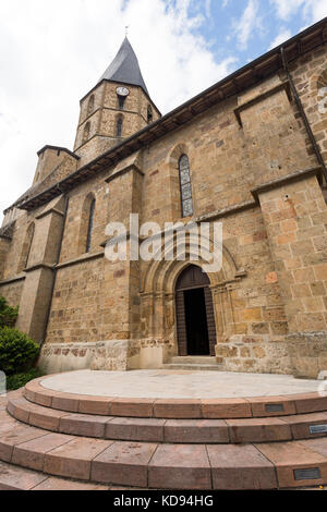 saint sauveur church in the old town of dinan in cotes d armor stock photo royalty free image. Black Bedroom Furniture Sets. Home Design Ideas
