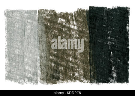Abstract crayon background isolated on white background - Stock Photo