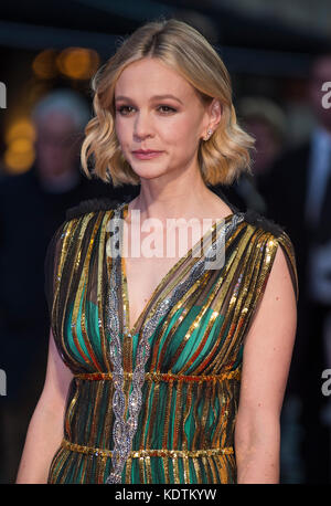 'Mudbound' European Premiere - 61st BFI London Film Festival - Stock Photo