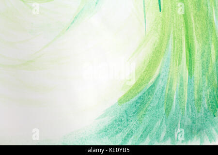 watercolor lines. Abstract painting. Oil on canvas. Background texture - Stock Photo
