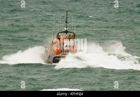 Newquay, Cornwall, UK. 29th Oct, 2017. Missing person Dom Sowa 17 yrs of age,  A  huge search underway. 29th, October, - Stock Photo