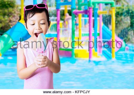 Blue Bikini Pool