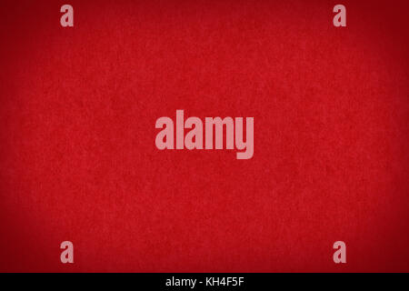 Christmas red background of traditional paper texture - Stock Photo