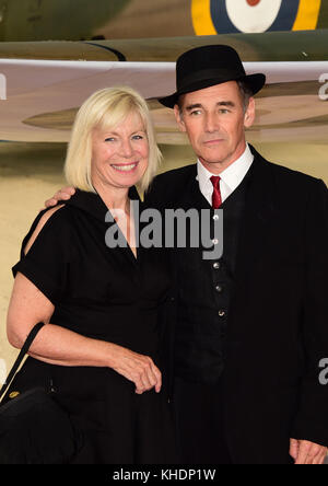 LONDON, ENGLAND - JULY 13: Mark Rylance  attends the 'Dunkirk' World Premiere at Odeon Leicester Square on July - Stock Photo