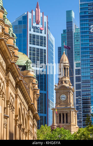 Town Hall | Sydney | Australia - Stock Photo