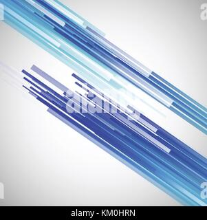 Straight lines abstract background - Stock Photo