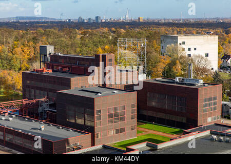 essen germany zeche zollverein the red dot design museum stock photo royalty free image. Black Bedroom Furniture Sets. Home Design Ideas