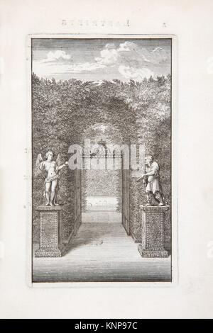 Labyrinte De Versailles Author Written Isaac Benserade