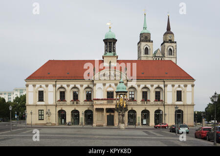 magdeburger reiter alter markt magdeburg sachsen anhalt stock photo 129039076 alamy. Black Bedroom Furniture Sets. Home Design Ideas