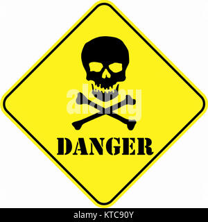 yellow warning sign for poisonous deadly night shade belladonna stock photo royalty free. Black Bedroom Furniture Sets. Home Design Ideas