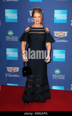 Palm Springs, Ca. 2nd Jan, 2018. Mary Hart, at 29th Annual Palm Springs International Film Festival Awards Gala - Stock Photo