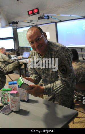 Indiana army national guard 1st lt julie sharrer shoots during the stock photo royalty free - Chief information technology officer ...