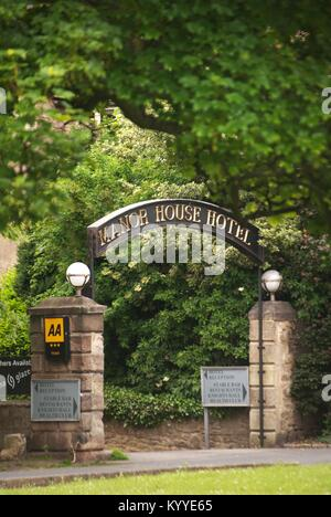 The Manor House Hotel County Durham