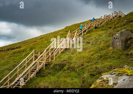 Ireland County Fermanagh Cuilcagh Mountain Park