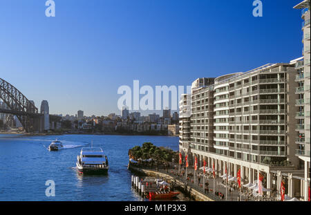 East Side Of Circular Quay Stock Photo 57091997 Alamy