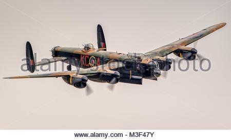 Avro Lancaster - Stock Photo