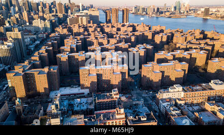 Peter cooper village new york city ny usa stock photo for Stuyvesant town peter cooper village