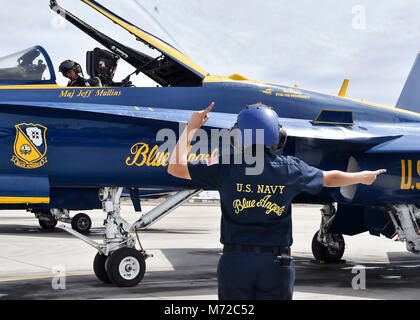 Aviation Machinist Mate 2nd Class Miko Brandon, assigned to Patrol ...