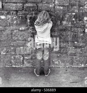 Hide & seek - Stock Photo